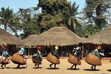 viaggio in Guinea