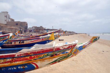 gran tour Senegal